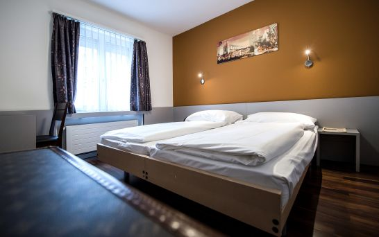 Book a double room at Alexander Guesthouse Zurich
